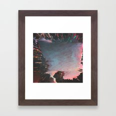 Paroxysm Framed Art Print