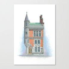 63 State Street Canvas Print