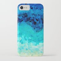 peace iPhone & iPod Cases featuring INVITE TO BLUE by Catspaws