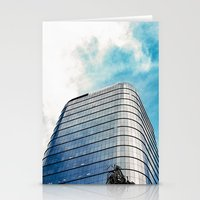 Big Building Stationery Cards