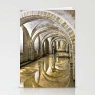 Winchester Cathedral Cry… Stationery Cards