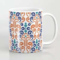 Adobe Damask Mug