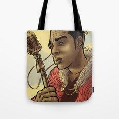 Proclaimed King of Rap Tote Bag