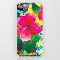 Hawaiian Jungle iPhone 6 Slim Case