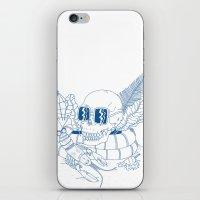Vanitas II iPhone & iPod Skin