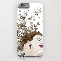 Kylie And The Butterlies… iPhone 6 Slim Case