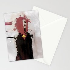 With regards; elaboration Stationery Cards