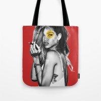 (ri)mix Tote Bag