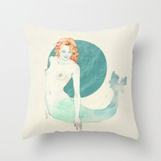 Amarna Throw Pillow