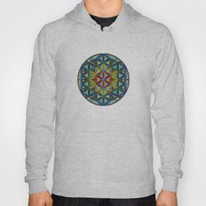 The Flower Of Life (Sacr… Hoody