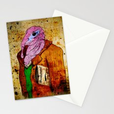 Draw me a Huajolote! Stationery Cards