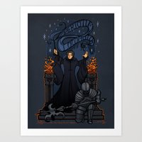 Defend Us! Art Print