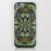 Reflection In A Creek # 2 iPhone 6 Slim Case