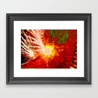 Rise of the Phoenix  Framed Art Print