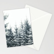 In Winter Stationery Cards