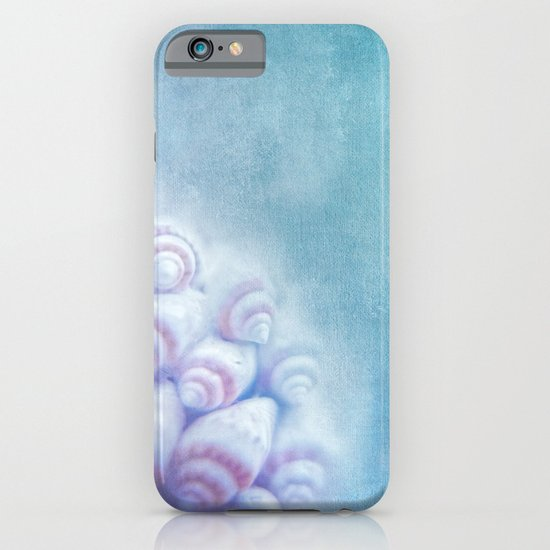 BELLA BLEU - Still life with sea shells iPhone & iPod Case
