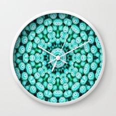 Cactus Star Wall Clock