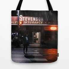 Cross My Mind Tote Bag