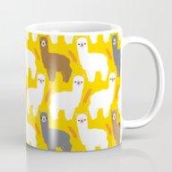 The Alpacas Mug