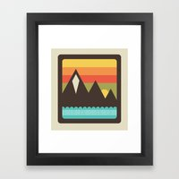 Midsummer's Eve Framed Art Print