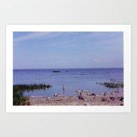 Gulf of Finland Art Print