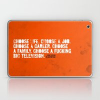 Trainspotting Laptop & iPad Skin