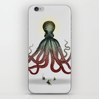 Octoverlord iPhone & iPod Skin