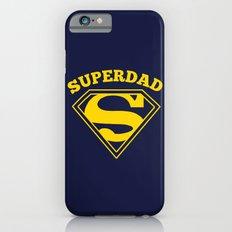 Superdad | Superhero Dad Gift iPhone 6 Slim Case