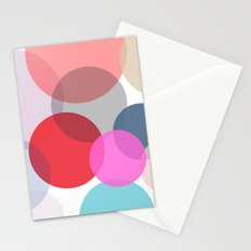 Pop Dots Stationery Cards