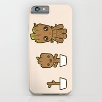 iPhone & iPod Case featuring Grow by Papyroo