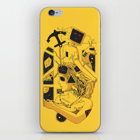 In Too Deep iPhone & iPod Skin
