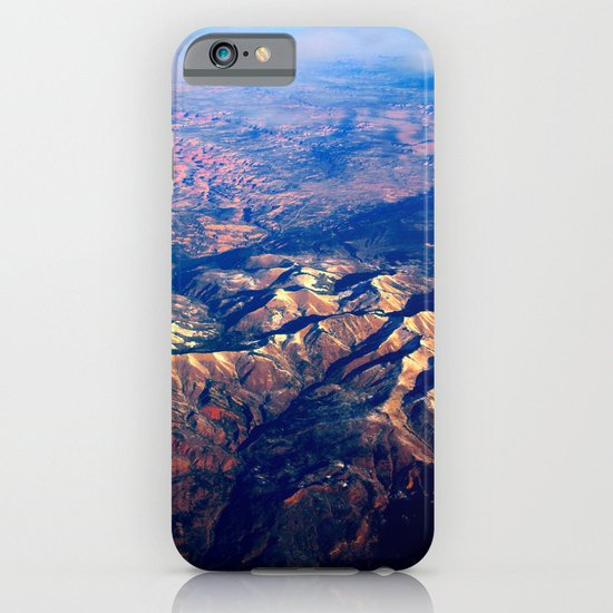 Rocky Mountains iPhone & iPod Case