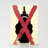 XGUNSX Stationery Cards
