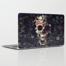 Garden Skull Laptop & iPad Skin