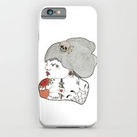 iPhone & iPod Case featuring Look by Lilyana Reyes