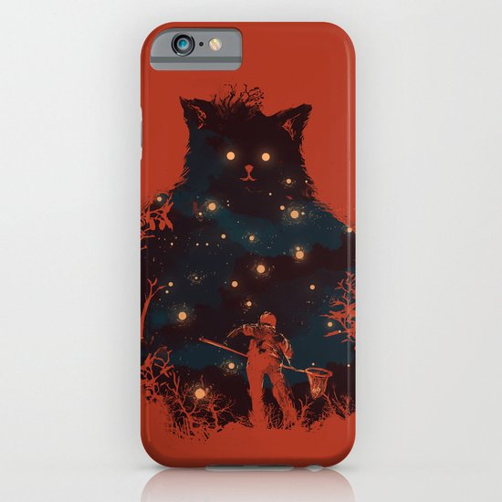 Forest guardian iPhone & iPod Case