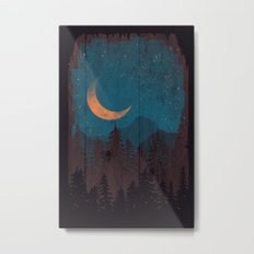 Those Summer Nights... Metal Print