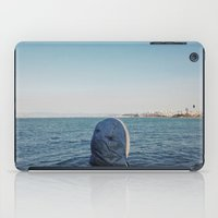 Shades of Blue iPad Case