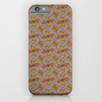 iPhone & iPod Case featuring Pinwheel by Vanya