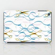Scissors iPad Case