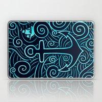 Into the Ocean Laptop & iPad Skin