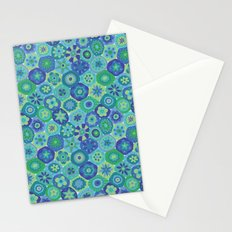 Millefiori-Oceania Colors Stationery Cards