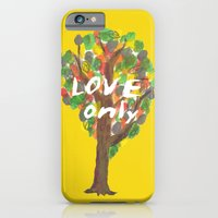 love only iPhone 6 Slim Case