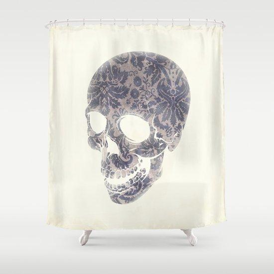 New Skin (alternate) Shower Curtain