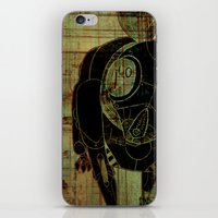 File Not Found iPhone & iPod Skin