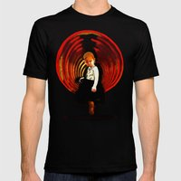 If Looks Could Kill - 005 Mens Fitted Tee Black SMALL