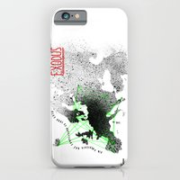 iPhone & iPod Case featuring EXODUS by Villaraco