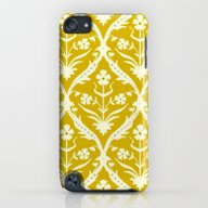 Tapish Trellis Ikat iPod touch Slim Case