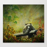 Sweet Sunshine  Canvas Print