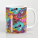 More Monsters, More Patterns Mug